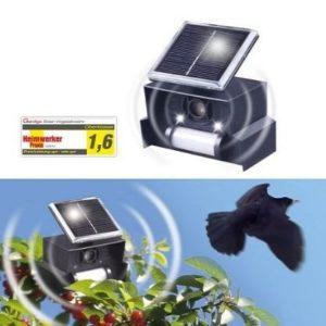 Ahuyentador de pájaros solar Gardigo