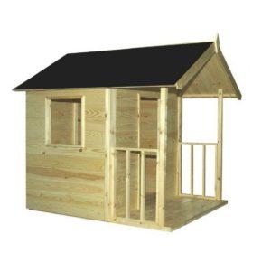 Casitas para niños de madera
