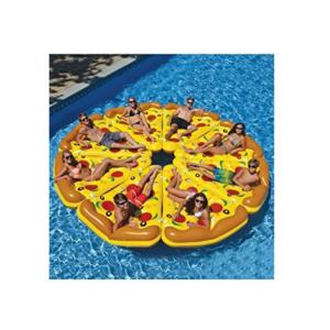 Colchoneta piscina pizza