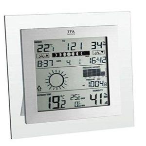 Estación meteorológica doméstica TFA