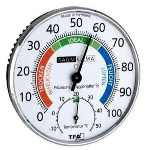 Higrómetro analógico Wetterladen