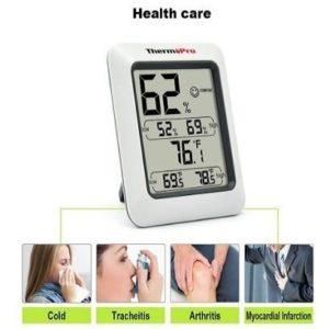 Higrómetro digital ThermoPro
