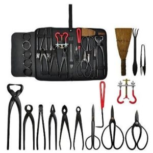 Kit de herramientas para bonsái Voilamart