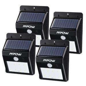 Las 7 mejores lamparas solares de 2018 opiniones expertas - Lampara solares para jardin ...