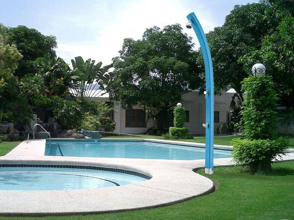 Las 7 mejores duchas solares para piscinas de 2018 opiniones - Duchas de piscinas ...