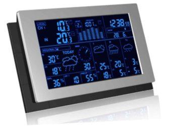 Estaciones meteorológicas domésticas