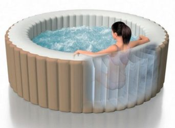 Kits de jacuzzi hinchable