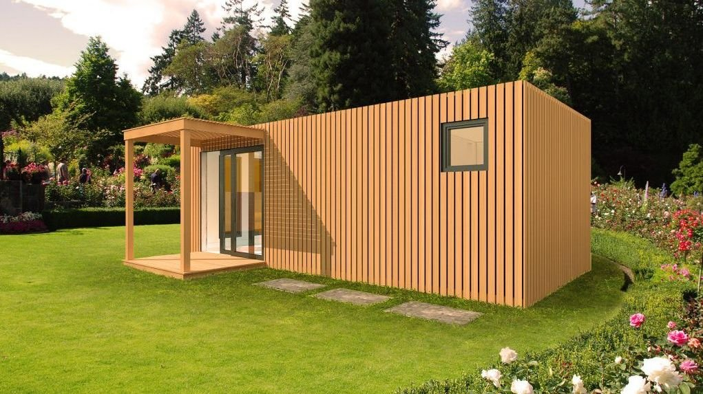 Obtenga Un Casetas Jardín Fotos De Jardín Muebles