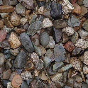 Piedras de decoración de jardín irlandesas