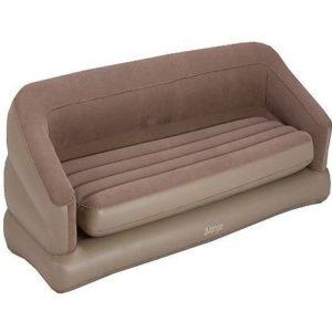 Sofá hinchable bajo Vango
