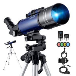 Telescopio astronómico HD de BEBANG