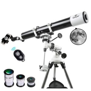 Telescopio con tecnología alemana de Gskyer